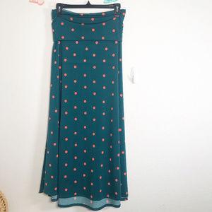 LuLaRoe Size XS skirt/dress love the polka dots